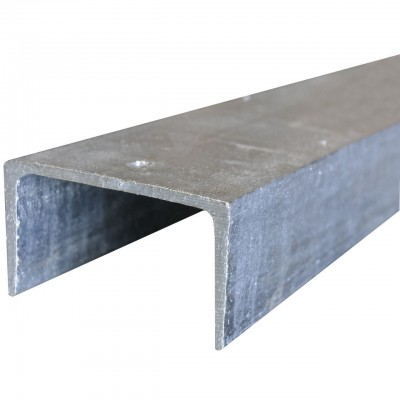 150PFC (C) Galvanized Channel (17.7Kg per L/M) (inc GST) From